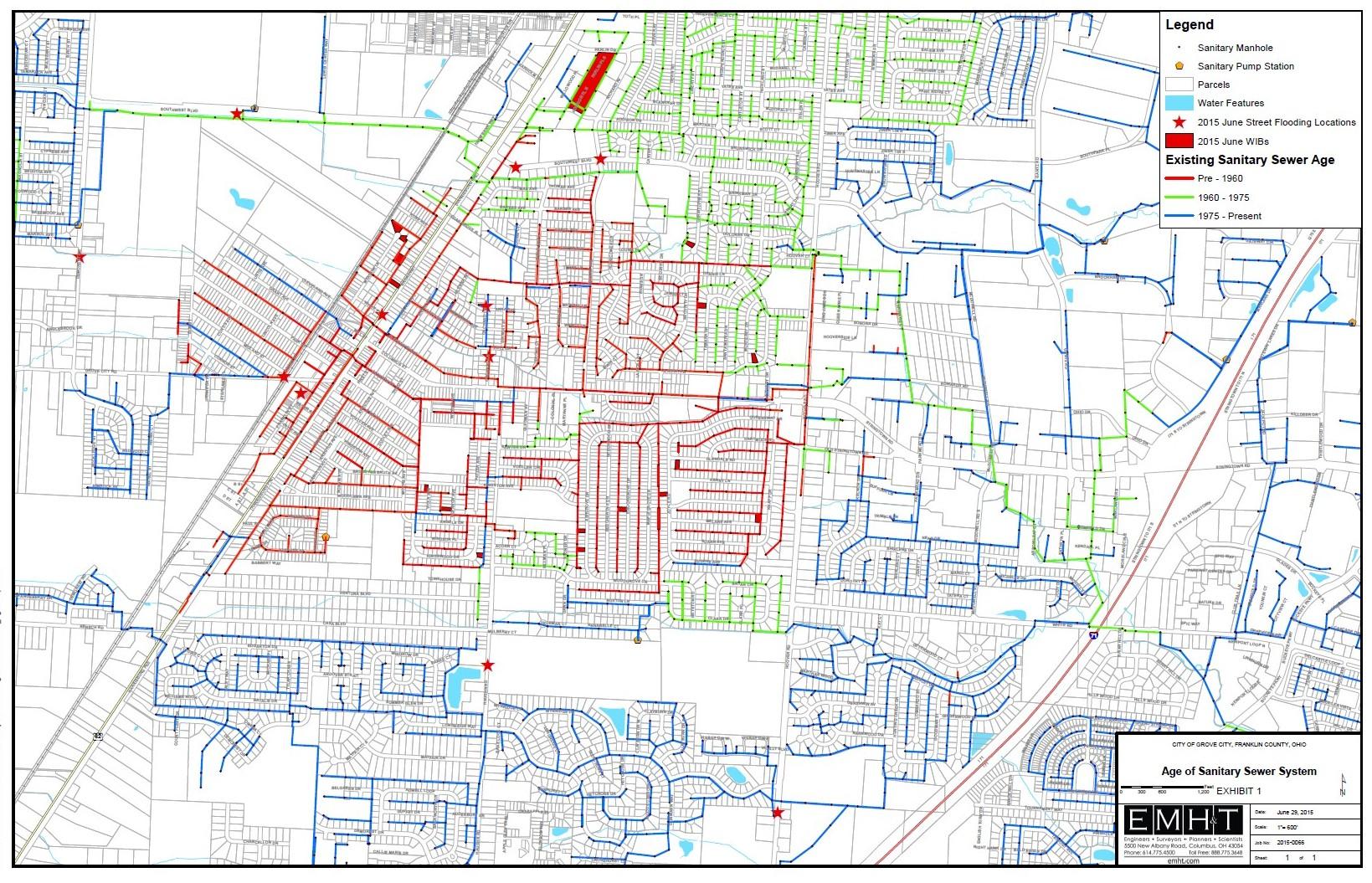 Sewer Maintenance – Grove City, Ohio
